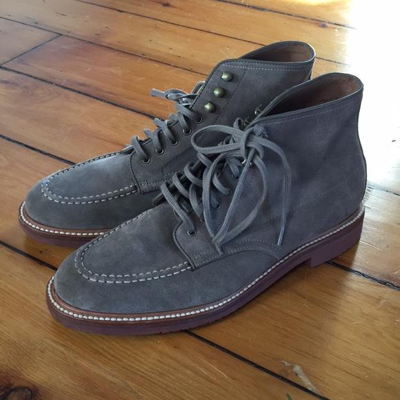 d698bc66c10 J Crew Kenton Suede Pacer Boots
